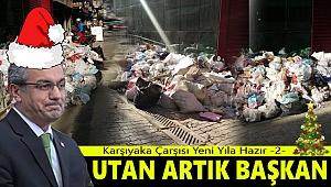 KARŞIYAKA ÇARŞI YENİ YILA HAZIR -2-