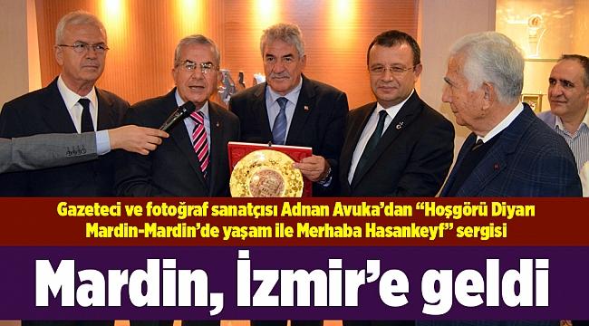 Mardin İzmir'e geldi