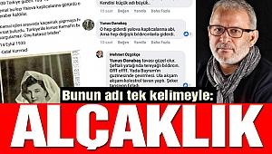 Orhan Baylan'dan çirkin Atatürk paylaşımı