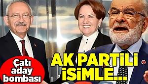 CHP İYİ Parti ve Saadet Partisi'nden çatı aday bombası!