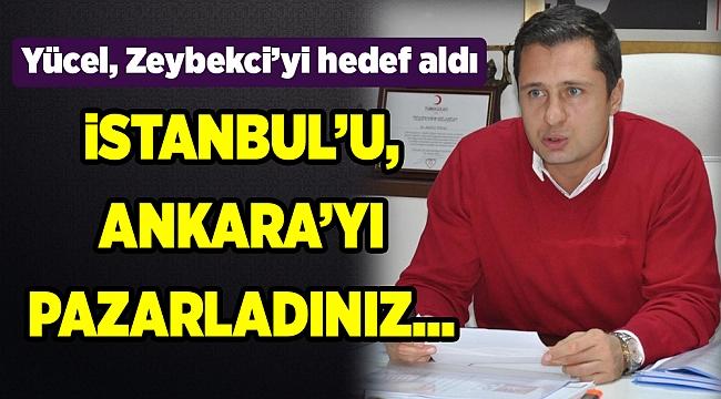 CHP'li Deniz Yücel: