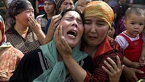 Çin'in Uygur Türklerine zulmü devam ediyor