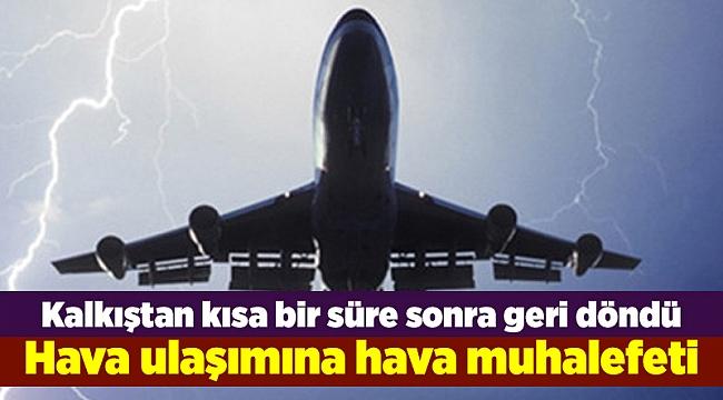 Hava ulaşımına hava muhalefeti