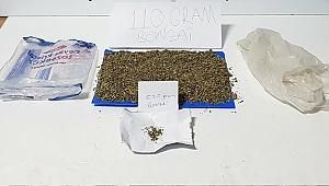 Kayseri'de uyuşturucuya geçit verilmiyor: 3 gözaltı
