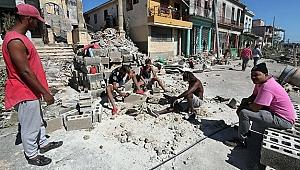 Küba'da kasırgada 4 kişi öldü !