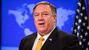 ABD Dışişleri Bakanı Pompeo'dan Kaşıkçı açıklaması