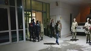 Askeri eğitim sırasında kaza: 5 asker yaralı
