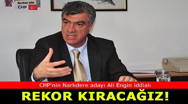 CHP adayı Engin: