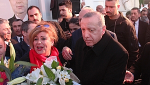 Cumhurbaşkanı Erdoğan: 'Bay Kemal bizim kuyruklarımız yokluk değil, varlık kuyrukları'