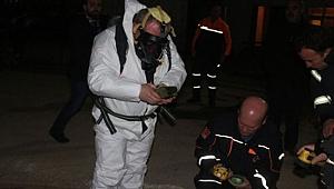 Esrarengiz koku alarmı: 11 kişi hastaneye kaldırıldı