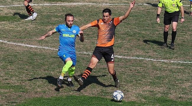 Foça Belediyespor 3 - Güzeltepe Gençlikspor 0