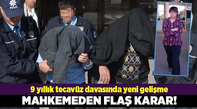 İzmir'deki tecavüz dehşetinde 90 bin TL'lik tazminat kararı