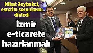 İzmir e-ticarete hazırlanmalı