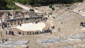 İzmir'de müze örenyeri ziyaretinde rekor artış