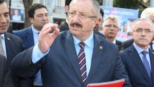 """Yılmaz: """"Gaziemir'e hizmet için yola çıktık"""""""