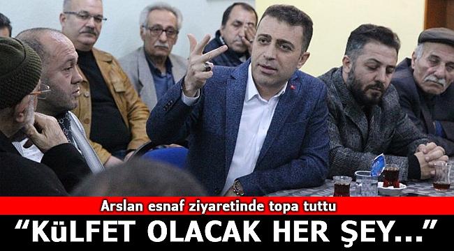AK Parti Buca adayı Mustafa Arslan sert çıktı: