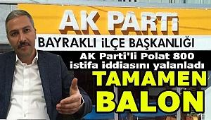 AK Parti'li Polat: