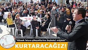 AK Partili Aday Zeybekci'den suda indirim sözü