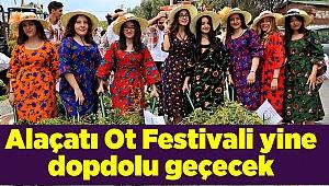 Alaçatı Ot Festivali yine dopdolu geçecek