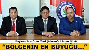 Başkan Acar: