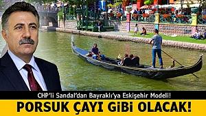 CHP'li Sandal'dan Bayraklı'ya büyük proje