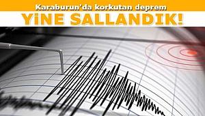 İzmir'de korkutan deprem... Kaç şiddetinde oldu?