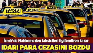 İzmir'deki mahkemeden emsal karar