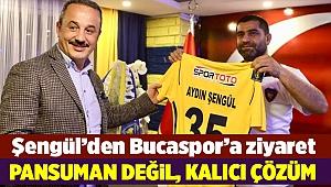 Şengül: İzmir'de kimse hayal kırıklığına uğramayacak