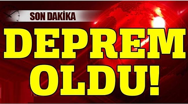 Son Dakika... İzmir Sallandı