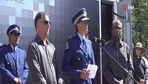 Yeni Zelandalı Müslüman polisin duygusal konuşması