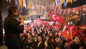 """Zeybekci: """"İzmir'in talihini değiştireceğiz"""""""