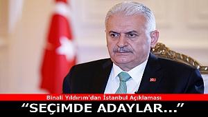 Binali Yıldırım'dan İstanbul Açıklaması: Seçimde Adaylar Yarışmadı, Bunu Hepimiz Biliyoruz