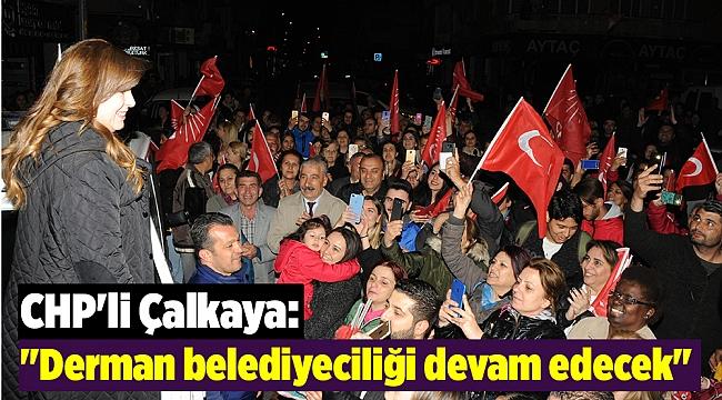 CHP'li Çalkaya: