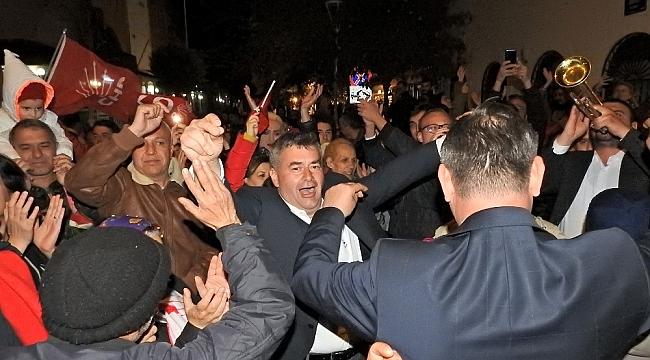 """CHP'li Oran: """"Herkesle barışık olarak çalışacağız"""""""