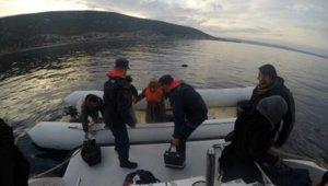 Çocuk Bayramı'nda 4'ü çocuk 30 düzensiz göçmen yakalandı