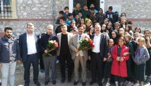 İmam Hatip Ortaokulu'nda Beraat Kandili programı