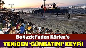İzmir'de günbatımı konserleri