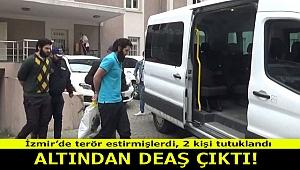 İzmir'deki NATO saldısının altından DEAŞ terör örgütü çıktı!