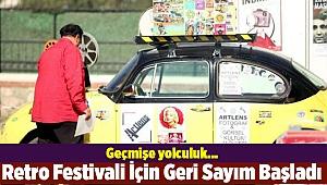 İzmir Retro Festivali İçin Geri Sayım Başladı