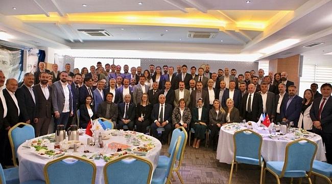 İzmir'de 'Cumhur İttifakı' buluşması