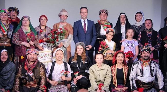 Kurtuluş'un 100 yılına Anadolu kadınlarıyla etkileyici anma
