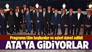 Soyer ve İzmir'in ilçe belediye başkanları Anıtkabir'i ziyaret ediyor