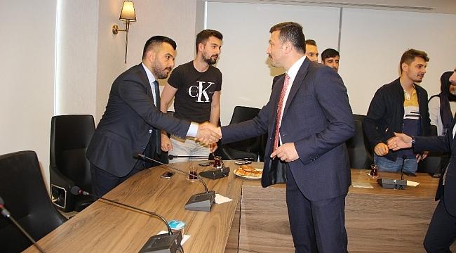 AK Parti'li Dağ'dan stat yorumu