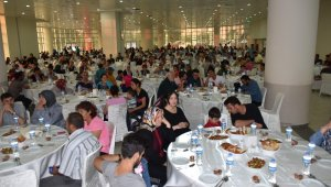 Aliağa Belediyesinden toplu iftar