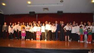 Aliağa'da Engelliler Haftasına özel kutlama
