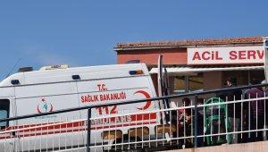 Aliağa'da iş kazası: 4 yaralı