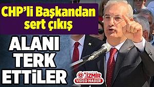 CHP'li Başkandan sert çıkış