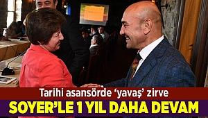 Cittaslow Türkiye Soyer'le devam edecek