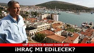 Duayen siyasetçi Faik Tütüncüoğlu, CHP'den ihraç mı edilecek?
