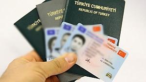 Ehliyet, kimlik ve pasaportta yeni dönem başlıyor!
